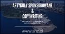 Artykuły sponsorowane i copywriting
