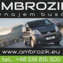 Www.ambrozik.eu - Wynajem Busów AMBROZIK Piaseczno i okolice