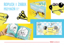 Projekt, ilustracja książki dla dzieci