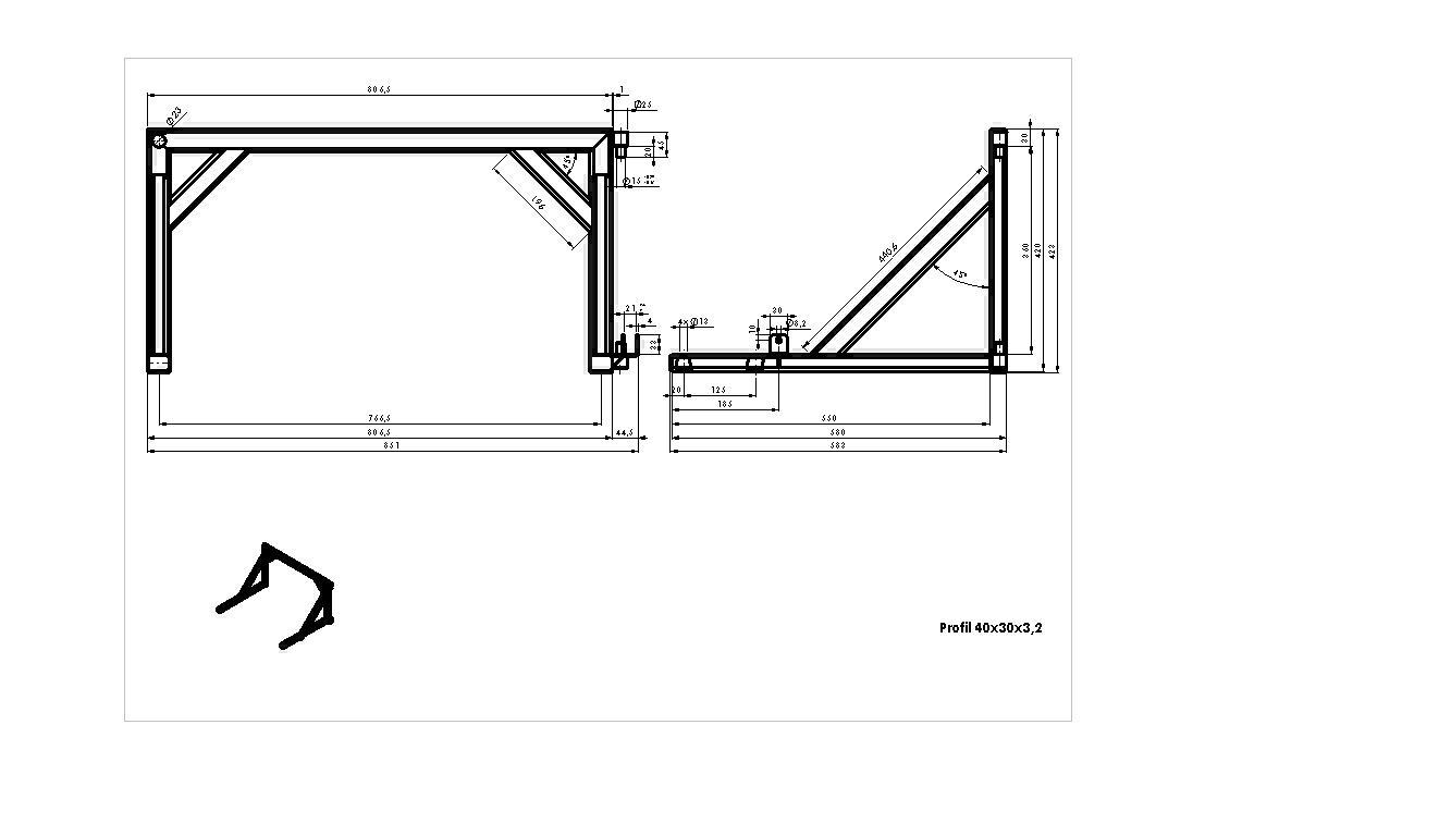 Ogromnie Zlecę wykonanie konstrukcji stalowej 10szt • Zlecenia Oferia.pl PD11