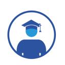 Projekt logotypu Nauka Plus