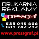 Agencja Reklamy i Handlu PRESSGRAF  Piekoszów i okolice