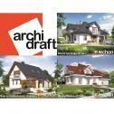 PROJEKTY DOMÓW - ARCHIDRAFT - projekty domów - obsługa inwestycji - sprzedaż i adaptacja projektów gotowych - projekty przyłączy - architekt KIELCE i okolice
