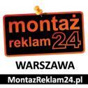 Montaż Reklam Warszawa - Arkadiusz Korpalski Warszawa i okolice