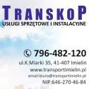 Transkop Imielin i okolice