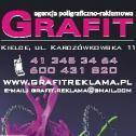 GRAFIT Agencja Poligraficzno-Reklamowa Kielce i okolice