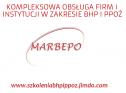 BHP i PPOŻ - MARBEPO Kraków i okolice