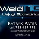 WeldTIG Słupsk i okolice