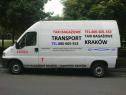Transport taxi bagażowe - Waldemar Murawski Kraków i okolice