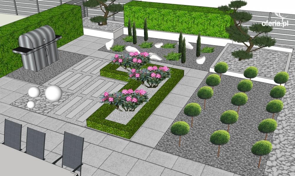 Projektowanie Ogrodow Przystanek Ogrod Oferia Pl