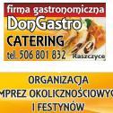 DonGastro Raszczyce i okolice