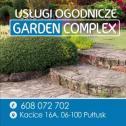 Garden Complex Usługi Ogrodnicze Pułtusk i okolice