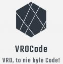 VRO, to nie byle Code! - VROCode Szymon Matynia - www.vrocode.pl Lublewo Gdańskie i okolice