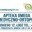 Apteka Omega  - sklep rehabilitacyjny i ortopedyczny Łódź Łódź i okolice