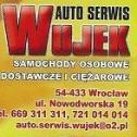 Wujek Auto Serwis Wrocław i okolice
