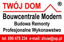 Pracujemy z pasją - Bouwcentrale Modern® Tarnowskie Góry i okolice