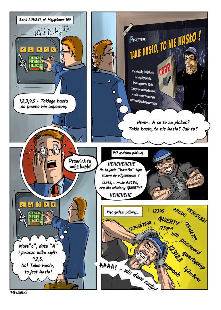 9b5180e7db654d13176a08b72b79abbd - Pomysłowy scenariusz do komiksu reklamowego.