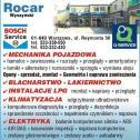 Metro Wawrzyszew 200m - Rocar Wyszyński Robert Warszawa Metro Wawrzyszew 200m i okolice