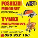 Posadzki maszynowe tynki - ARTUR URBANIAK Kłodzko i okolice
