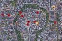 Mapa przewodnik Kraków