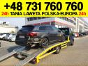 Pomoc Drogowa Europa 24H Słubice i okolice