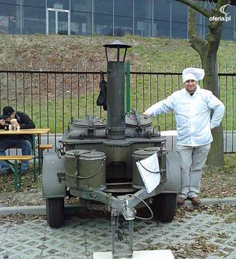 Wojskowa Kuchnia Polowa Kuch Pol Obsluga Imprez Zlotow Catering