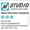 M-studio Szamotuły i okolice