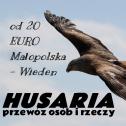 HUSARIA - przewóz osób i rzeczy Łukasz Kantor Krzeszowice i okolice