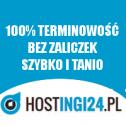100% TWOJEGO ZADOWOLENIA - Hostingi24 .pl  Chojnice i okolice