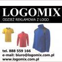 Odzież reklamowa z logo - LOGOMIX Przemysław Cierlik Gacki i okolice