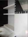 Łazienka, półki
