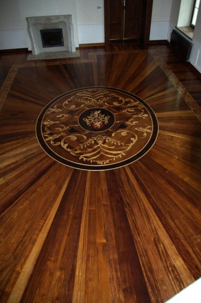 Artystyczne Podłogi Parkiety I Mozaiki Pałacowe Parkiety