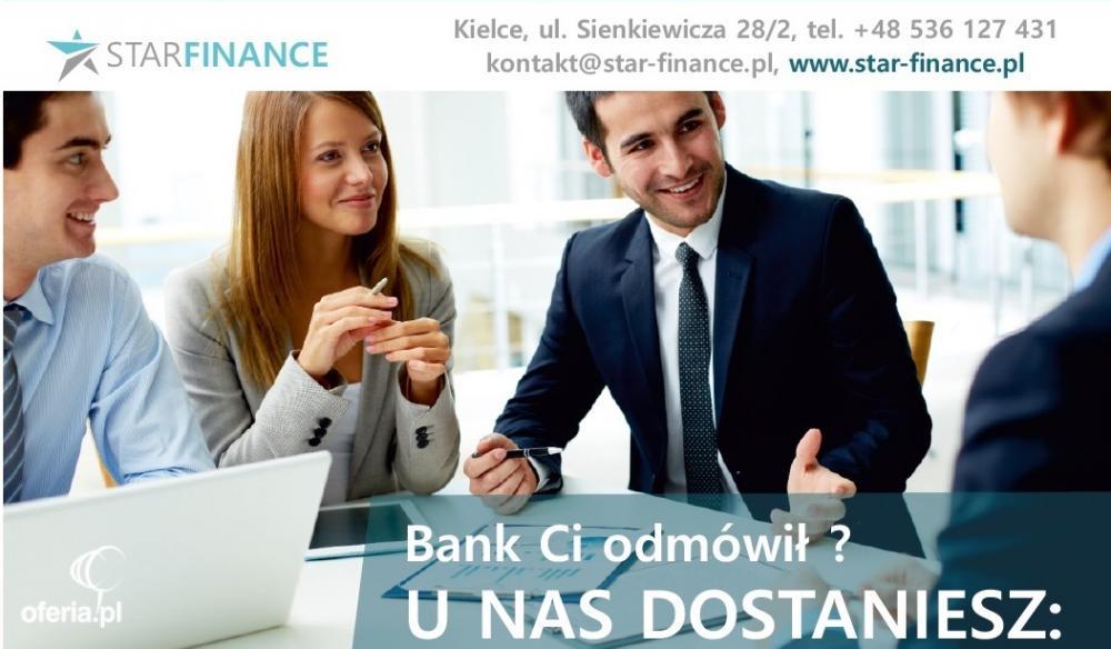 Kredyty I Pozyczki Star Finance Polska Sp Z O O Kielce I Okolice Oferia Pl
