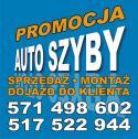 Szyby samochodowe Kraków - S32  KRAKÓW i okolice